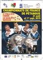 Championnat de France Doublette Senior 2019