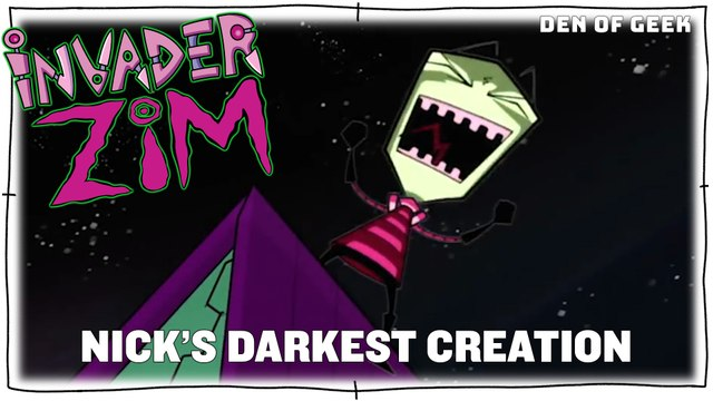 Invader Zim: Nickelodeon's Darkest Creation