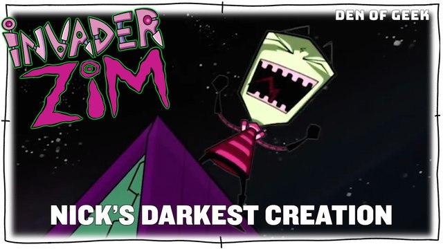 Invader Zim: Nickelodeon's Darkest Creation