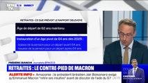 Retraites:Pourquoi Emmanuel Macron préfère un accord sur la durée de cotisation plutôt que sur l'âge