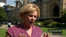 Soubry: Passing law to stop no deal must be priority