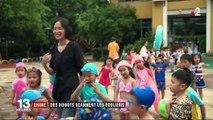 Chine : des robots scannent les écoliers avant d'aller en classe pour éviter les épidémies