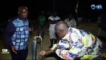 RTG/Approvisionnement en eau potable dans le village de Louango