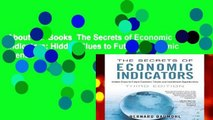 About For Books  The Secrets of Economic Indicators: Hidden Clues to Future Economic Trends and