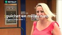 Le premier distributeur de billets sans banque installé dans le Finistère
