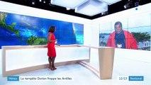 Martinique : l'île se prépare à l'arrivée de la tempête Dorian