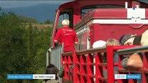 Pyrénées-Orientales : le train rouge, patrimoine de la région