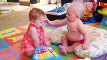 Cutest Twin Babies Moments - Cutest Baby Video