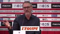 Ratcliffe «Atteindre le top 4 de la Ligue 1» - Foot - L1 - Nice