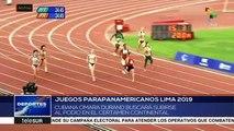 Deportes teleSUR: Récord de Colombia en Parapanamericanos 2019