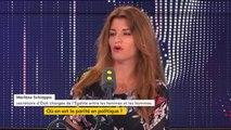 """Parité en politique  : Marlène Schiappa veut """"multiplier par cinq"""" le montant des pénalités"""