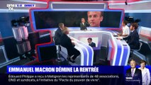 Emmanuel Macron démine la rentrée