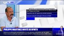 """Philippe Martinez (CGT): """"Emmanuel Macron fait la chasse aux chômeurs avec la réforme de l'assurance chômage"""""""