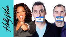 """Impractical Jokers"" Joe Gatto and James Murray Prank OPRAH WINFREY?!?"