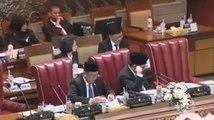 Surat Jokowi soal Pemindahan Ibu Kota Dibacakan di Paripurna