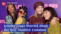 The 'Hustlers' Fashion On Jennifer Lopez