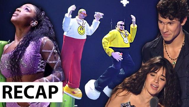 Normani Reacts To Wardrobe Malfunction & Camila Cabello Gets 'Wasted' - MTV VMAs 2019 Recap