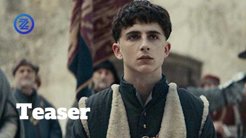 The King Teaser Trailer #1 (2019) Timothée Chalamet, Robert Pattinson Drama Movie HD
