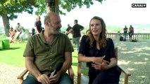 Souvenirs d'Angoulême d'Ana Girardot et Cédric Klapisch pour le film Deux Moi