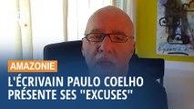 """Insultes de Bolsonaro: l'écrivain Paulo Coelho présente ses """"excuses"""" à la France"""