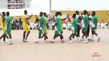 Handball   1ère journée du championnat Espoir de côte d'ivoire