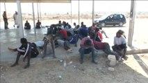 Alrededor de 60 migrantes son rescatados después de naufragar en las costas de Libia