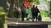 """""""Clean challenge"""", le défi écolo des cités"""