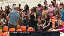 Tourisme : Paris attire toujours les touristes