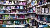 Produits ménagers : des détergents toxiques