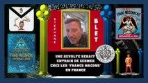 Stéphane Blet: Les Francs-maçons se divisent face au Crif (Hd 1080)