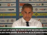 "3e j. - Sylvinho : ""On va faire d'Andersen un joueur d'exception"""
