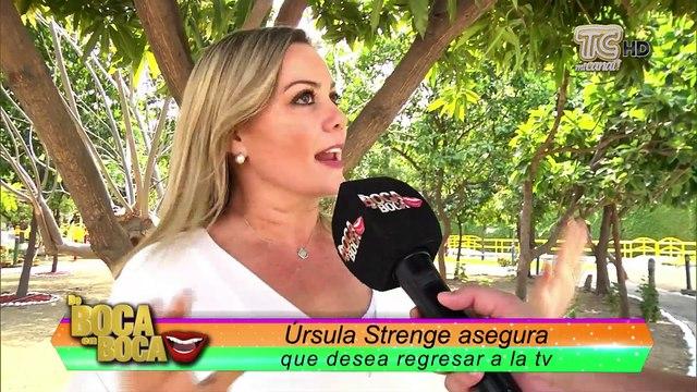 ¿Qué ha pasado con Úrsula Strenge tras su salida de la pantalla ecuatoriana?