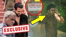 Mumbai Saga | John Abraham Emraan Hashmi FIRST Look VIDEO LEAKED | EXCLUSIVE | On Location