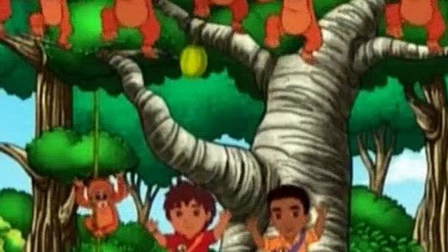 Go Diego Go Season 4 Episode 2 Diegos Orangutan Rescue