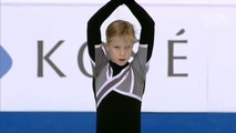 Stephen Gogolev 2019 World Junior Figure Skating Championships SP