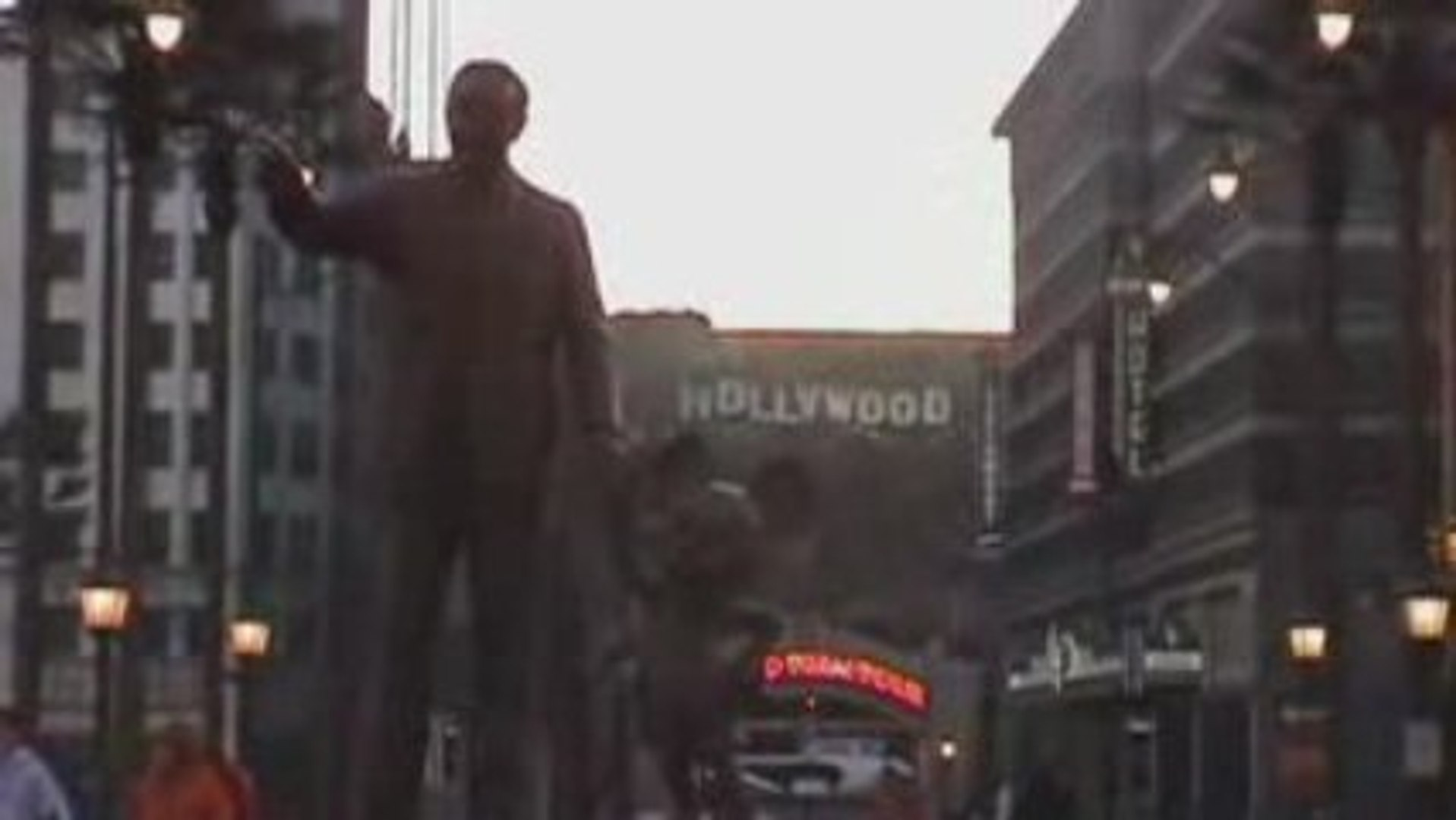 Hollywood Boulevard tour