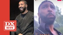 Drake Hops In Joe Budden's Pool Party Livestream With Pure Jokes