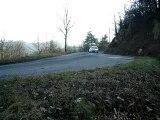 Petite frayeur au Rallye monté carlo 2008