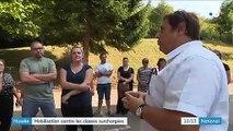 Moselle : des parents mobilisés contre le risque de classes surchargées
