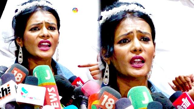 Meera Mithun - கொலை மிரட்டல் Audio..., பரபரப்பு பேட்டி