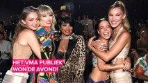 De beste VMA-momenten gebeurden in het publiek