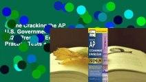 Online Cracking the AP U.S. Government & Politics Exam 2020, Premium Edition: 5 Practice Tests +