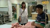외모와 전혀 다른 성격의 소유자 조진웅, 병원에서 깨어나다.