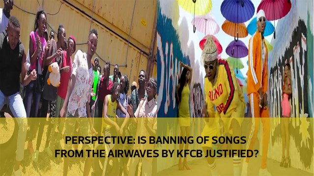 Perspective: Is banning of songs from the airwaves by KFCB justified?