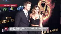 Miley Cyrus Gives Her Thoughts On The Breakup