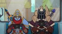 """Torchlight II - Bande-annonce Switch """"La vie d'un héros"""""""
