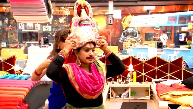 Bigg Boss 3 Tamil : Promo 1 : Day 66 : Vanitha act as yamadharma in BB
