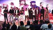 Chiranjeevi, Ram Charan, Tamannaah Others At Teaser Of Sye Raa Narasimha Reddy