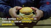 Santé : de plus en plus d'adolescents français sont en surpoids