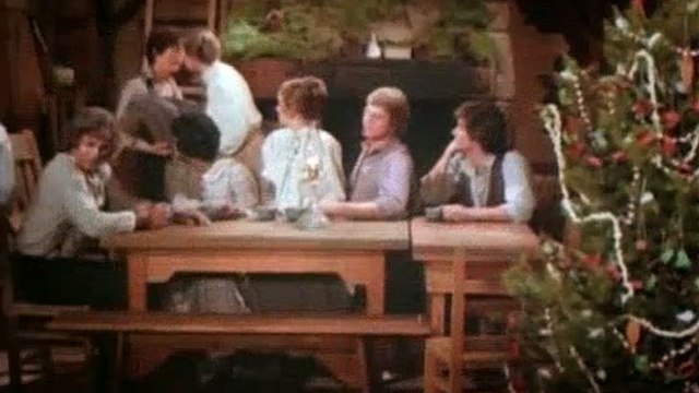 Little House on the Prairie S08E11 A Christmas They Never Forgot